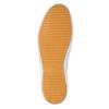 Blue textile sneakers tomy-takkies, blue , 519-9691 - 26
