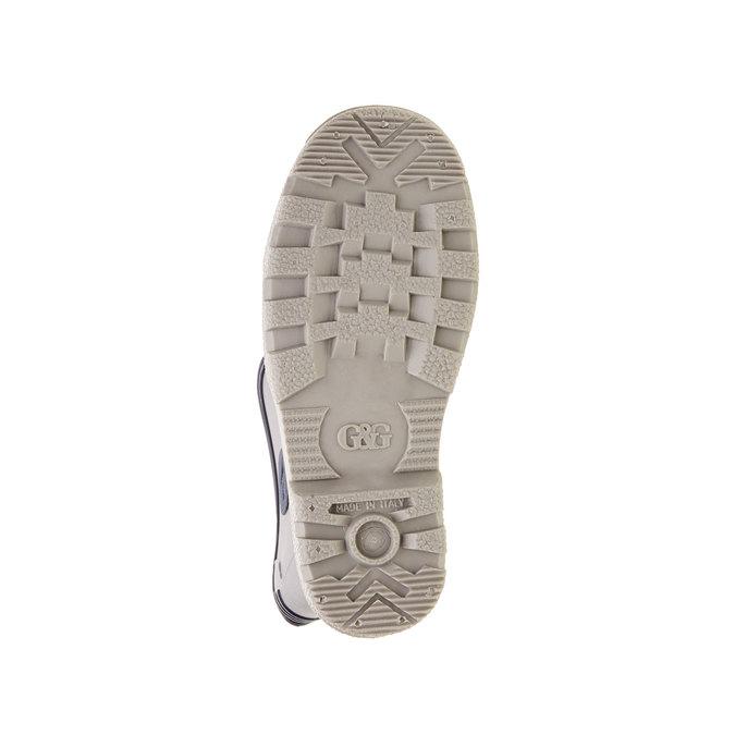 Children´s rubber boots mini-b, blue , 492-9100 - 26
