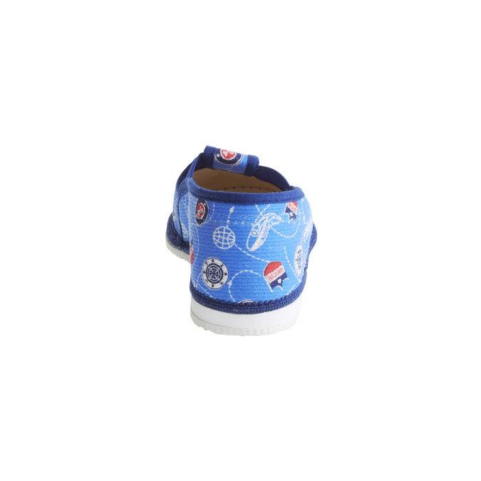 Children's slippers bata, multicolor, 179-0105 - 17