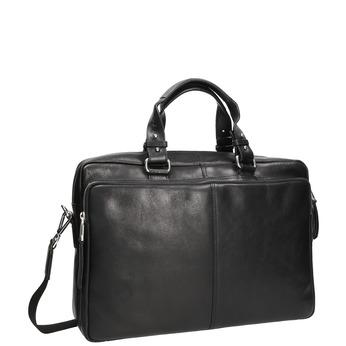 The Seymur Briefcase Bag bata, black , 964-6106 - 13