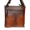 Men´s leather Crossbody bag bata, brown , 964-4138 - 19