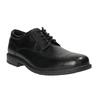 Black leather shoes rockport, black , 824-6106 - 13