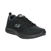Men's sporty sneakers skechers, black , 809-6350 - 13