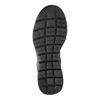 Men's sporty sneakers skechers, black , 809-6350 - 26