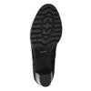 Women's high boots bata, black , 796-6601 - 19