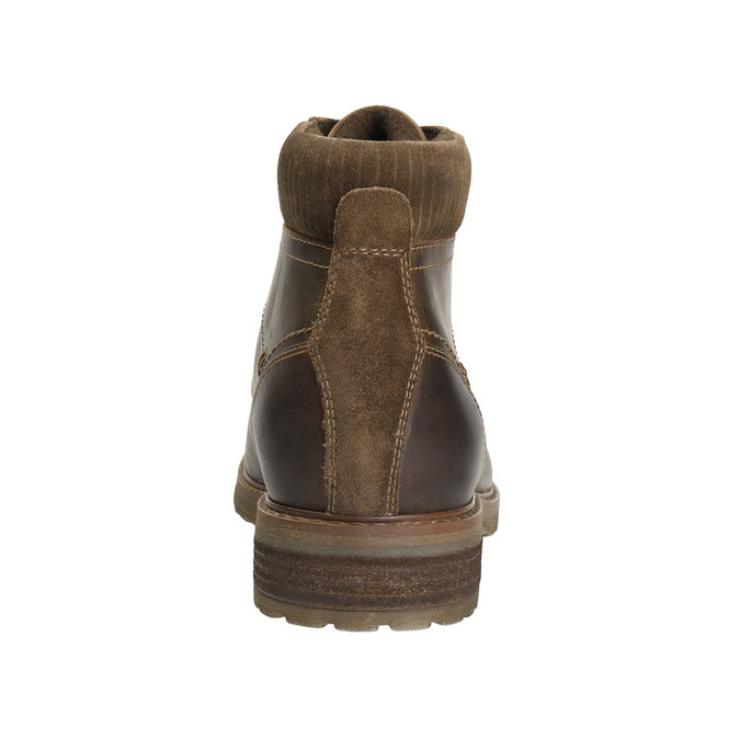 Men´s winter footwear bata, brown , 894-4644 - 17