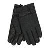 Men´s gloves with a strip bata, black , 909-6297 - 13
