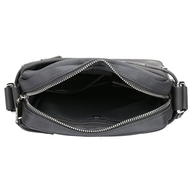 Long strap bag bata, gray , 969-2366 - 15